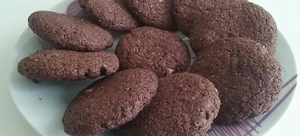 galletas de chocolate veganas sin huevo sin leche sin manteca nutricionista vegetariana montevideo uruguay